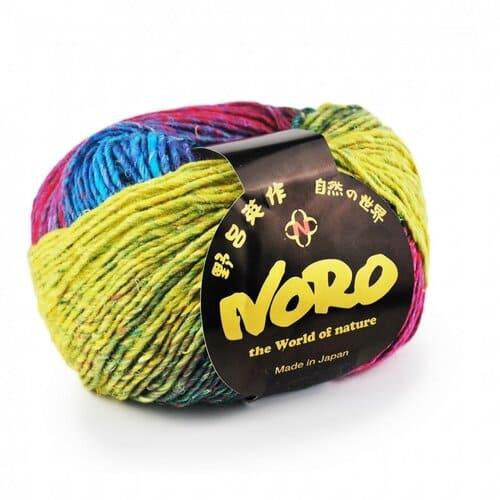Noro Silk Garden Lite: pregiato gomitolo multicolore in seta, mohair e lana - Amici di Maglia