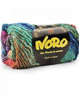 Noro Silk Garden: pregiato filato fantasia in seta, mohair e lana perfetto per lavorare a maglia - Amici di Maglia