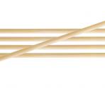 Knitpro Ferri a doppia punta in bamboo Knit Pro – 20 cm.