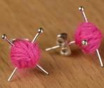 Orecchini Knitter (Studs)