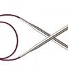 Ferri circolari fissi Nova Metal KnitPro – 50 cm.