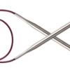 Ferri circolari fissi Nova Metal KnitPro – 150 cm.
