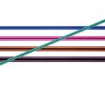 Knitpro Ferri a Doppia Punta Zing – 15 cm.