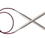 Knitpro Ferri Circolari Fissi Nova Metal 80 Cm.