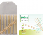 Set Ferri a Doppia Punta in Bamboo KnitPro