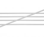 Knitpro Ferri Doppia Punta KnitPro Alluminio 15 cm.