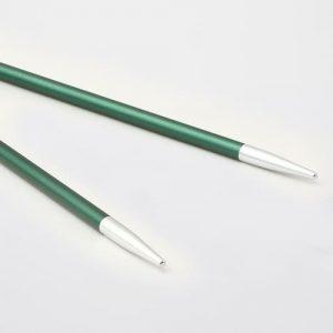 KnitPro Zing Special Jade: punte corte da 3.00 mm per ferri circolari intercambiabili in alluminio - Amici di Maglia
