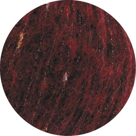 Lana Grossa Cometa 05 rosso scuro: pregiato filato invernale in baby alpaca e lana merino - Amici di Maglia