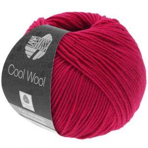 Lana Grossa Cool wool 2067 viola: filato invernale in pura lana merino - Amici di Maglia
