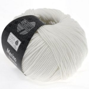 Lana Grossa Cool Wool 431: filato invernale in pura lana merino - Amici di Maglia