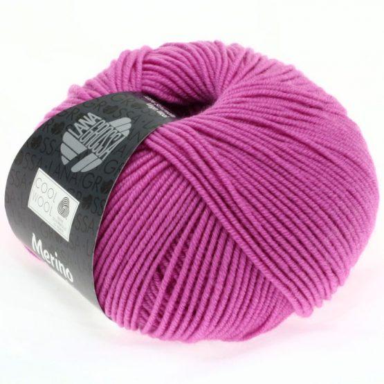 Lana Grossa Cool Wool 530: filato invernale in pura lana merino - Amici di Maglia