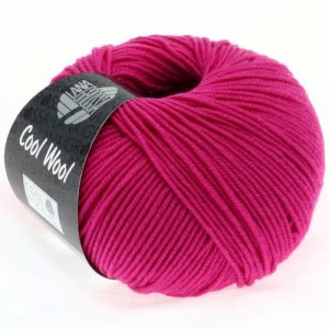 Lana Grossa Cool Wool 537: filato invernale in pura lana merino - Amici di Maglia