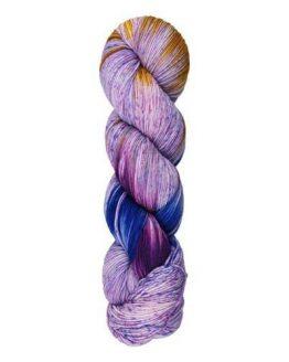 Araucania Huasco Sock Hand Painted 1017 Viña del Mar: matassa tinta a mano di prezioso filato in lana merino multicolore - Amici di Maglia