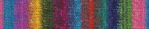 Noro Silk Garden Sock 087 Noshiro: filato pregiato multicolore in lana, seta e mohair - Amici di Maglia