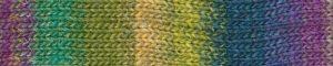 Noro Silk Garden Sock 457 Yaizu: filato pregiato multicolore in lana, seta e mohair - Amici di Maglia
