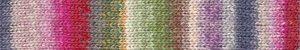 Noro Tsubame 02 Kamaishi: filato pregiato autorigante in seta e lana - Amici di Maglia