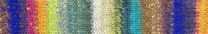 Noro Tsubame 06 Wakkanai: filato pregiato autorigante in seta e lana - Amici di Maglia