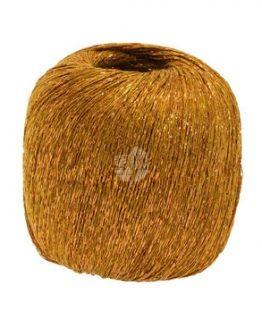 Lana Grossa Brillino oro rosso: filato in lurex - Amici di Maglia