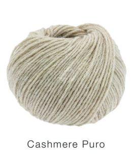 Lana Grossa Cashmere Puro 03 grège: filato pregiato in puro cashmere - Amici di Maglia