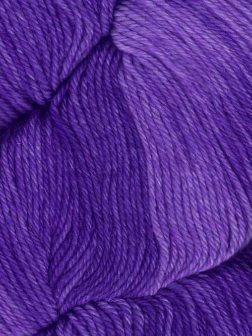 Araucania Huasco Sock Kettle Dyes matassa 1007 Iris: filato pregiato tinto a mano in lana merino - Amici di Maglia