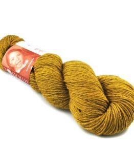 Mirasol Huñi 1007 Oro: pregiato filato naturale in pura lana di alpaca degli altopiani peruviani - Amici di Maglia