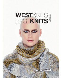 Westknits Bestknits 3 - Shawls Evolution modello scialle Westfjords Wanderer: libro di 13 modelli di scialli ai ferri del designer Stephen West - Amici di Maglia