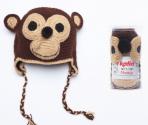 Kid's Cap – Monkey