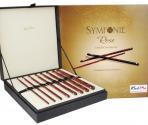 Set Uncinetti Symfonie Rose