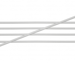 Ferri Doppia Punta KnitPro Alluminio 20 cm.