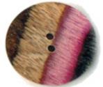 Bottoni in legno Lilac 28 cm